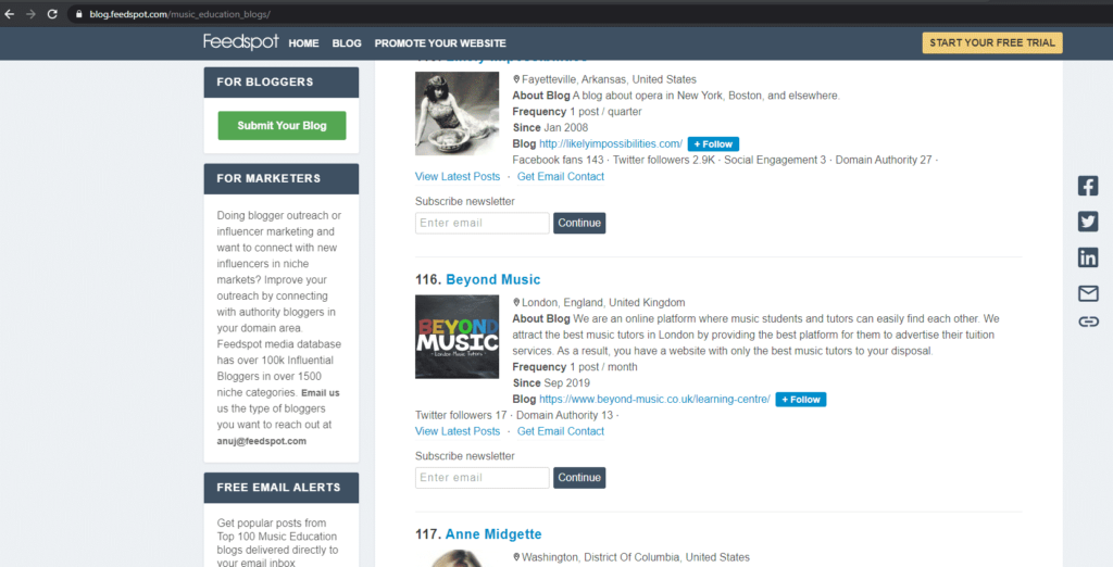 Duett is One of the 100 Best Music Education Sites on the Planet! - 100 best music education websites