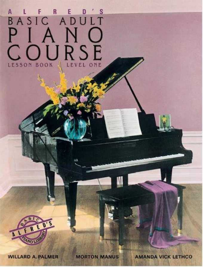 Alfreds Basic Adult Piano Course
