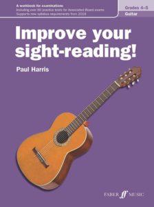 Improve your sight-reading Guitar Grades 4-5