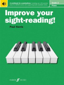 Improve your sight-reading Piano Grade 2