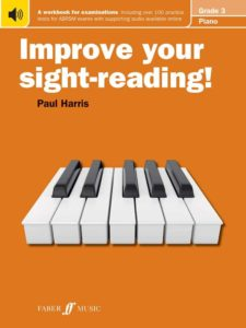 Improve your sight-reading Piano Grade 3