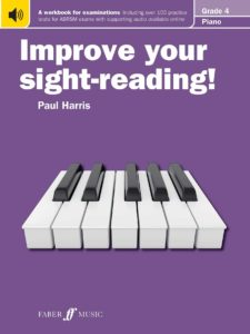 Improve your sight-reading Piano Grade 4