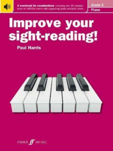 Improve your sight-reading Piano Grade 5