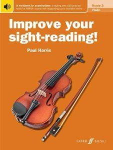Improve your sight-reading Violin Grade 3