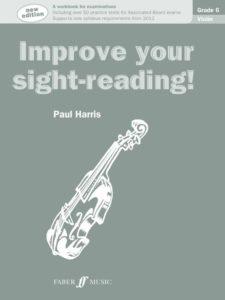 Improve your sight-reading Violin Grade 6