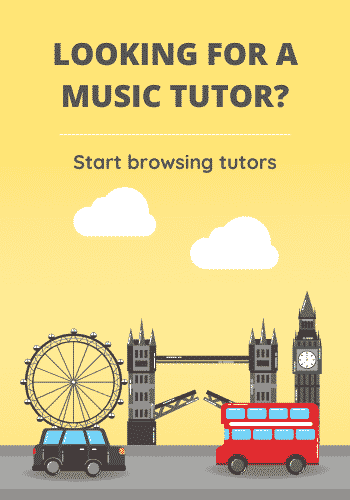 About us - Looking for a music tutor