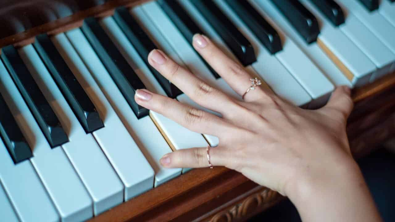 How to Remember Scales - Piano keys
