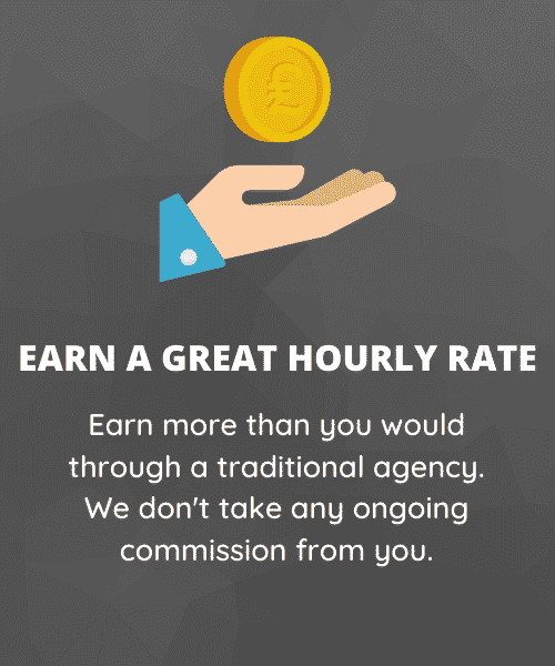 Become a Tutor - earn a great hourly rate
