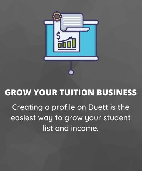 Become a Tutor - grow tuition business