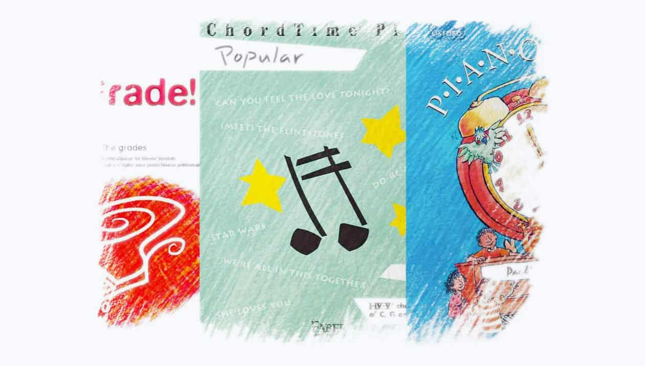 7 Best Piano Books For Young Beginners - 7 best piano books for young beginners
