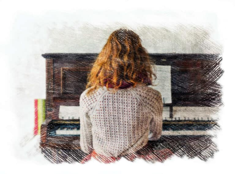 Online Learning Centre - How to learn piano by yourself header image