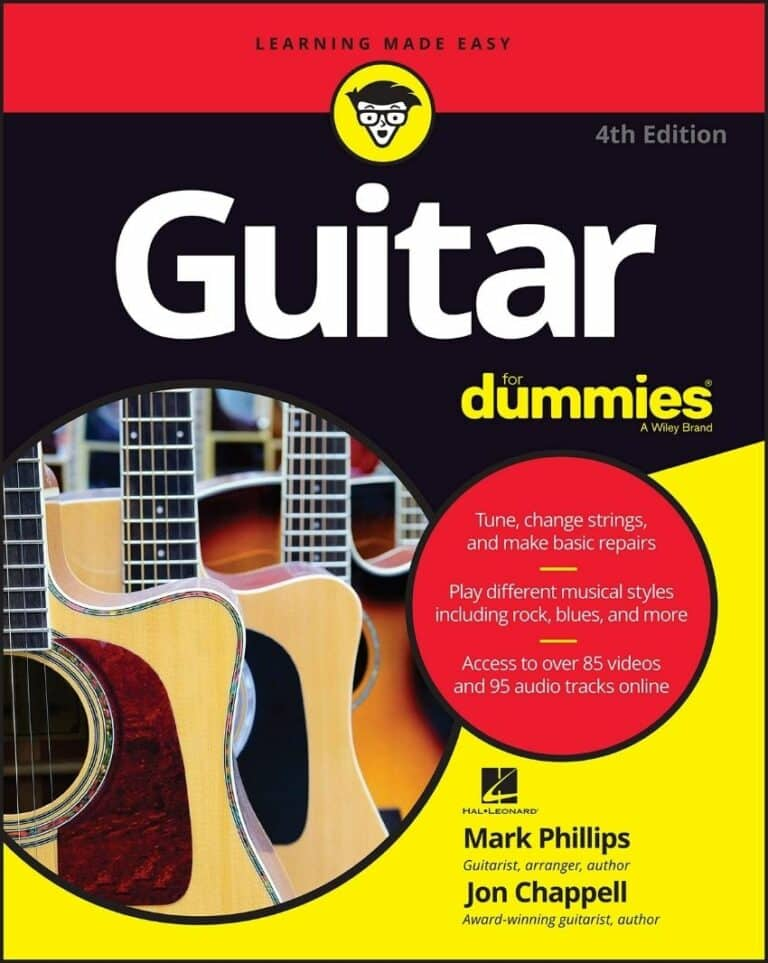 Guitar for Dummies cover
