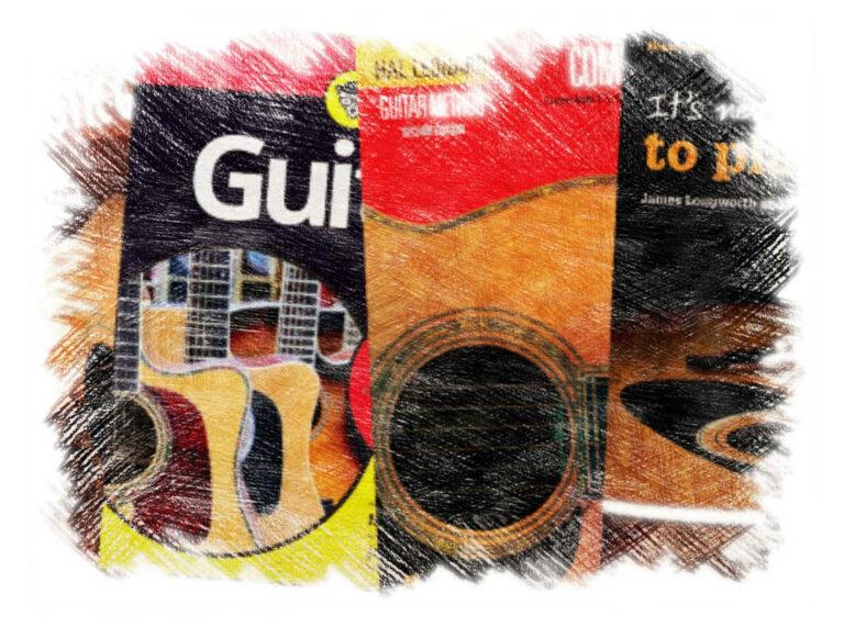 The 3 best guitar books for beginners - best guitar books